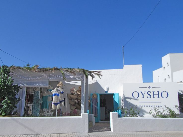 Pop Up Oysho en Formentera