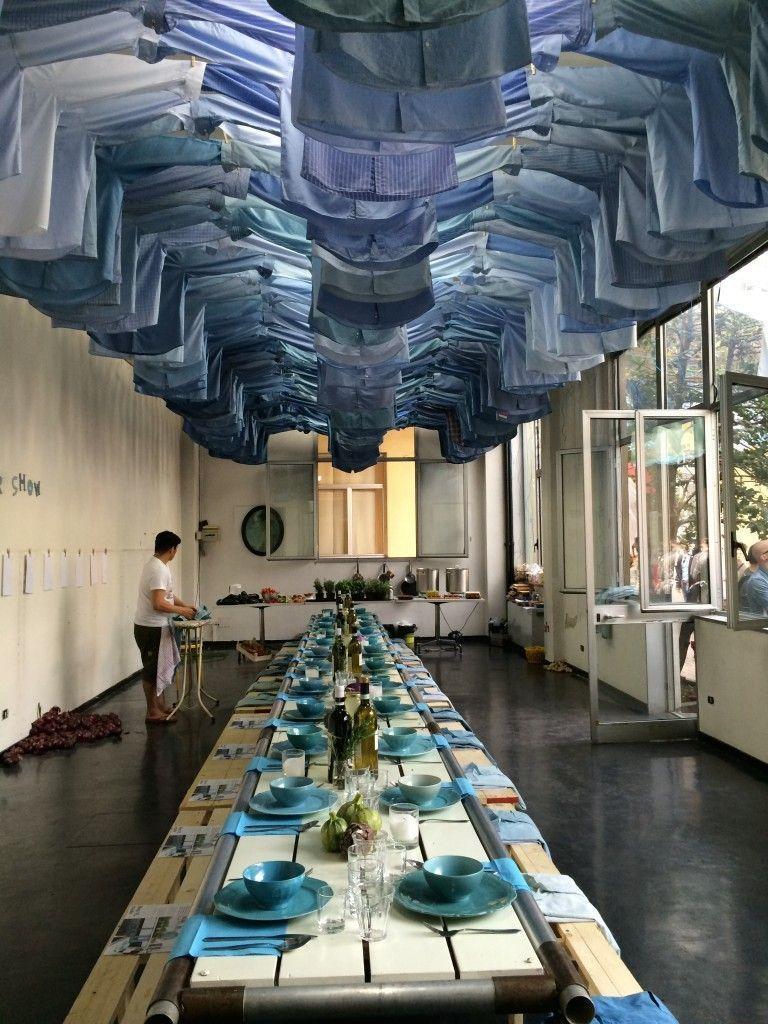 Instalación Fluorisalone 2014