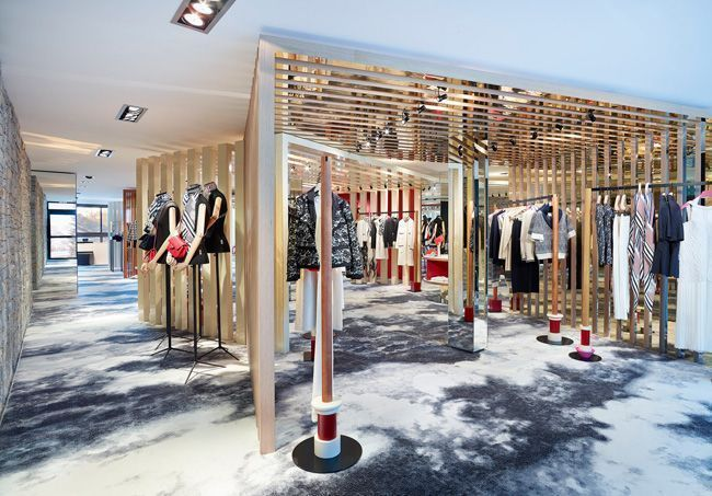 Pop Up Store de Chanel