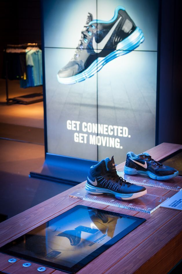 NIKE Retail Display