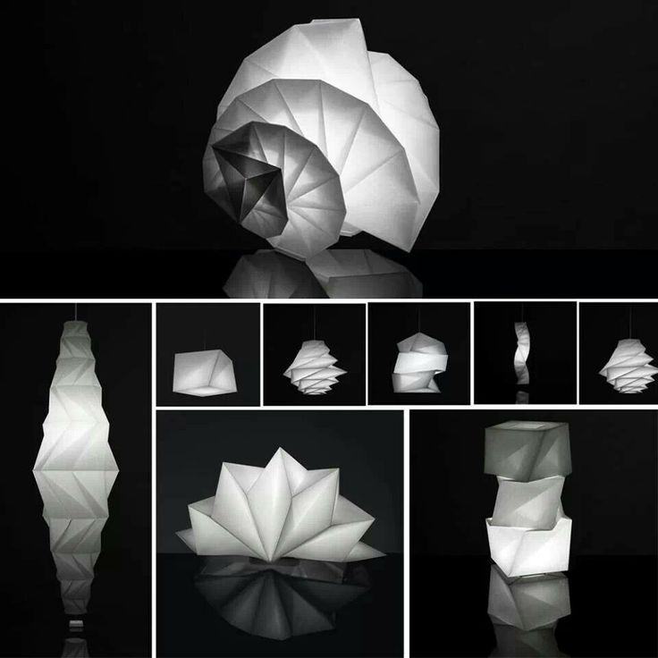 Artemide_Issey Miyake_origami 3