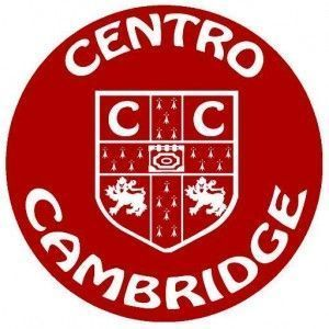 logo antiguo centro cambridge